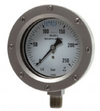 (205) 100mm Ultra-Deep Subsea Gauge 4000m Depth